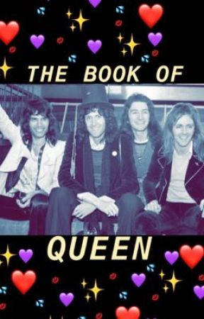 THE BOOK OF Q U E E N by woturie