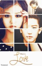 What is Love (EXO Chanyeol Fanfic) by vksujusnsd