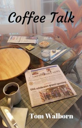 Coffee Talk by ThomasWalborn