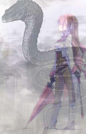 RWBY: the snake king and the ice cream girl - Godzilla
