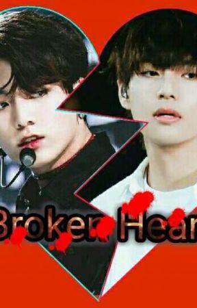 Broken Heart by wynepo