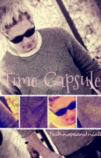 Time Capsule - n.h #Wattys2015