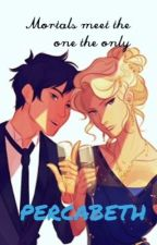 Mortals meeting the one the only Percabeth by WuerdGirl