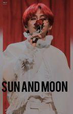SUN And MOON//Taejin by WorldWideTaejin