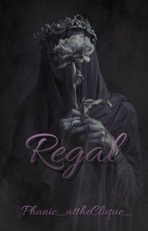 Regal |Fantasy Ryden AU| by Phanic_attheClique_