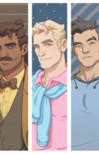 Dream daddy x Male!reader ( Fluff & Smut) by Anime_Kpop_Lover1314