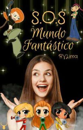 S.O.S Mundo Fantástico  by Sya_12lov