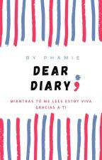 Dear Diary; © by phamie_