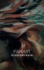 ➸ Fanart by KissedByRain