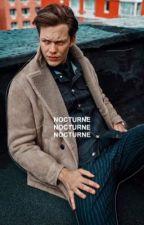 Nocturne ▹ John Constantine  by The_Avengers_Devil