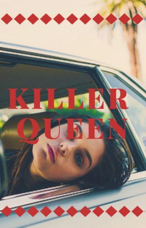 KILLER QUEEN// DAVID DOBRIK by CharmingRae