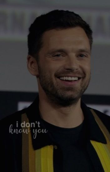 I DON'T KNOW YOU [S.S.]