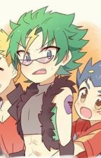 Beyblade Burst One-Shots! by Silverous10