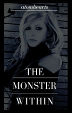 the monster within → b . banner by colsonbakers