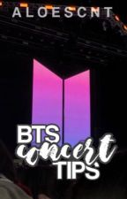 BTS CONCERT TIPS by jeontaesus