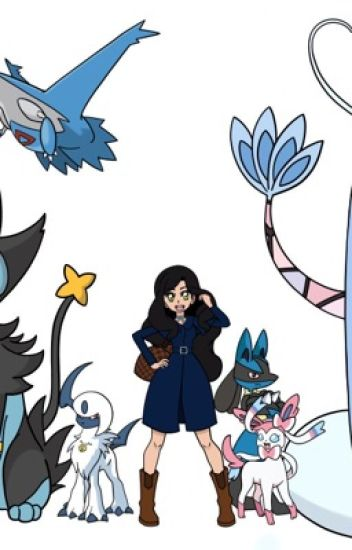 A Witch in Pokemon(Harry Potter x Pokemon)