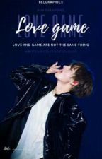 Love Game || Taehyung Fanfiction by taekookloveeeee
