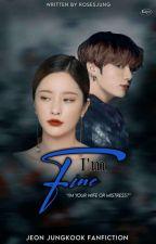 [O.G] I'M FINE [JJK]  by rosesjung