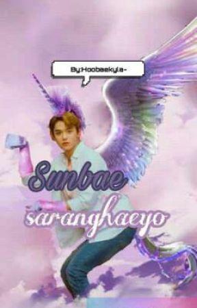 Sunbae Saranghaeyo    Lucas NCT by HoobaeKyla_