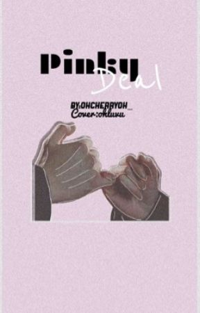 Pinky deal //  by ohcherryoh_