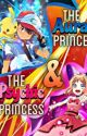 The Aura Prince And The Psychic Princess by madashgoku