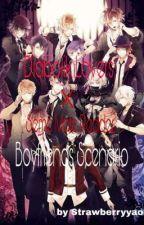 Diabolik Lovers X Seme Male Reader Boyfriends Scenario  by Strawberryyaoi