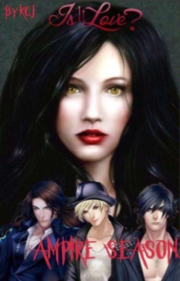 Vampire Season (A Nicolae Bartholy, Drogo Bartholy and Sebastian Jones Fanfic)