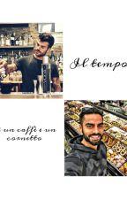 Il tempo di un caffè e un cornetto by LunaBlu26