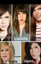 Vas Happening To Us?! ONE DIRECTION Turns into Girls! by Cgfstories