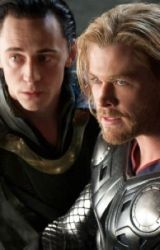 Thorki Threesome *Dirty* by netflixpizzabae