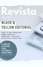Black & Yellow Editorial by EditorialYellowBlack