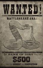 "Rattlesnake Jake x reader ""rango"" by Plagued_Noodle"