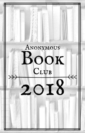 Anonymous Book Club by anonymousawards