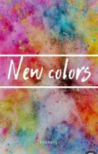 NEW COLOURS by anike55