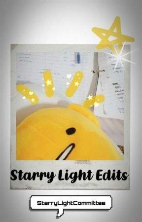 ✰Starry Light Edits✰ by StarryLightCommittee