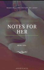 Notas para ella by ChiHoKook