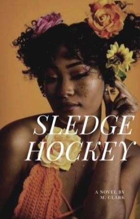 sledge hockey| a.nylander by starspangledlang
