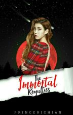 The Immortal Royalties: Tafiana by princerichian