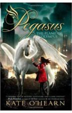Pegasus: The Flame Of Olympus |Book 1| by HarlyQuinn586