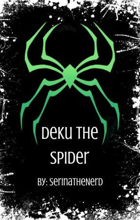 Deku The Spider by SerinaTheNerd