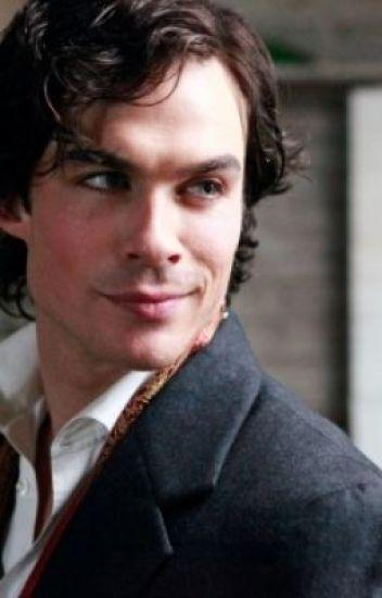 Damon Salvatore--My Kidnapper?!