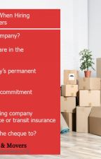 A Few Questions to Ask When Hiring Packers and Movers in Patna by Neha_sharma66_