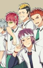 Disastrous life of Saiki K Oneshots (only male characters) by IyanaStorm
