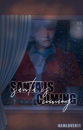 Santa Is Coming 『YoonSeok』 by namlover11