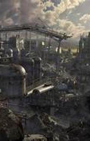 Dystopian world by LightningMcQueen6