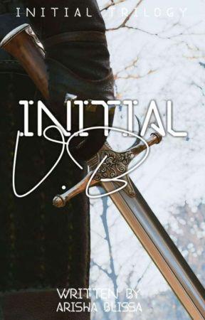 Initial V.B. by ArishaBlissa
