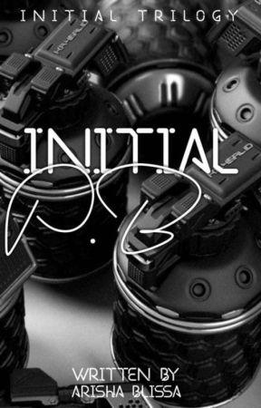 Initial P.B. by ArishaBlissa