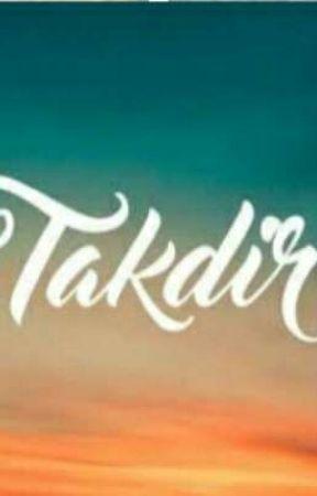 Terima Kenyataan Takdir  by MariaRefonda