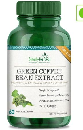 Best green coffee products