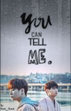 You Can Tell Me • 2Jae by Real_Shook